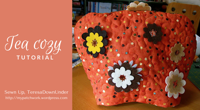 Tea cozy tutorial | Sewn Up