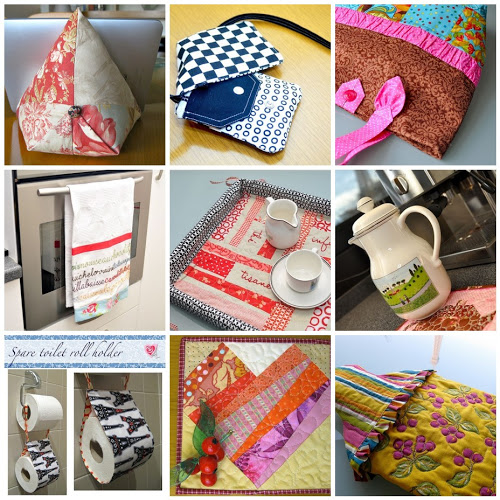 Give handmade gifts this Christmas: 9 free tutorials