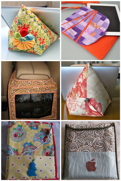 iPad accessories: 6 free sewing tutorials
