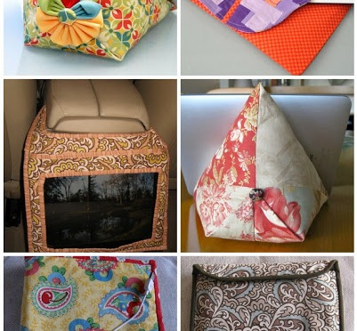 iPad accessories: 6 free sewing tutorials