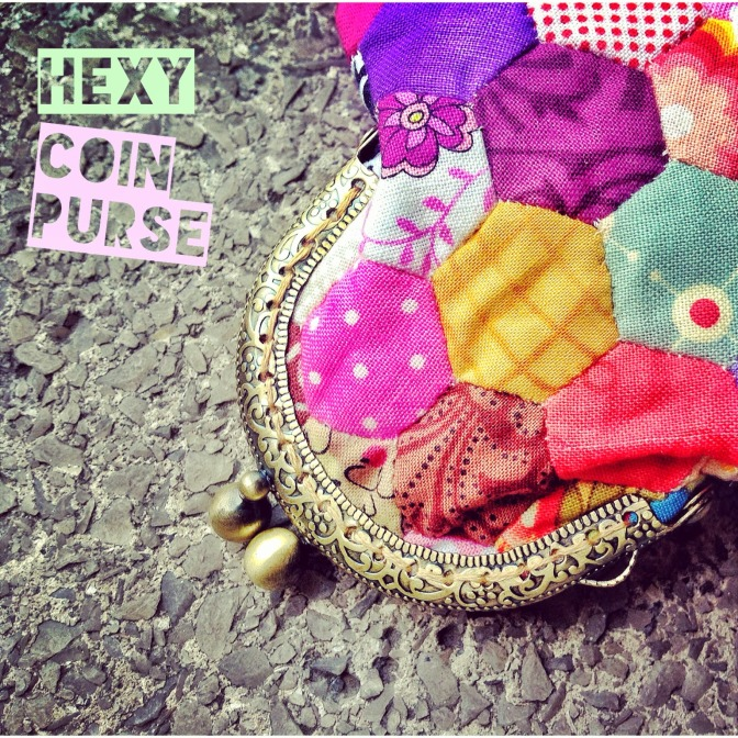 Hexy coin purse tutorial
