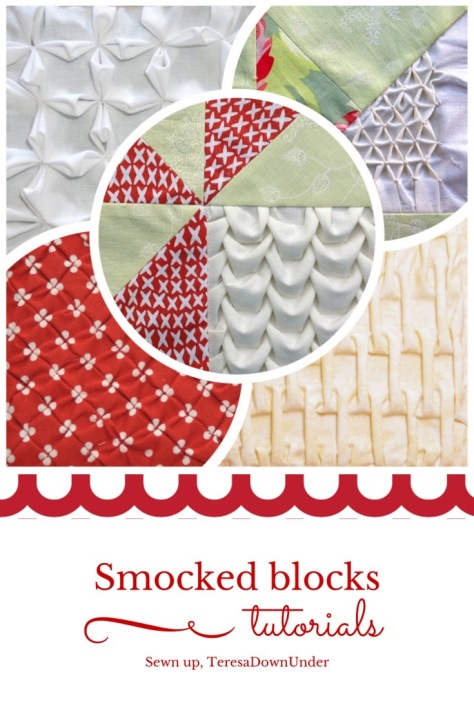 Smocked blocks free tutorials