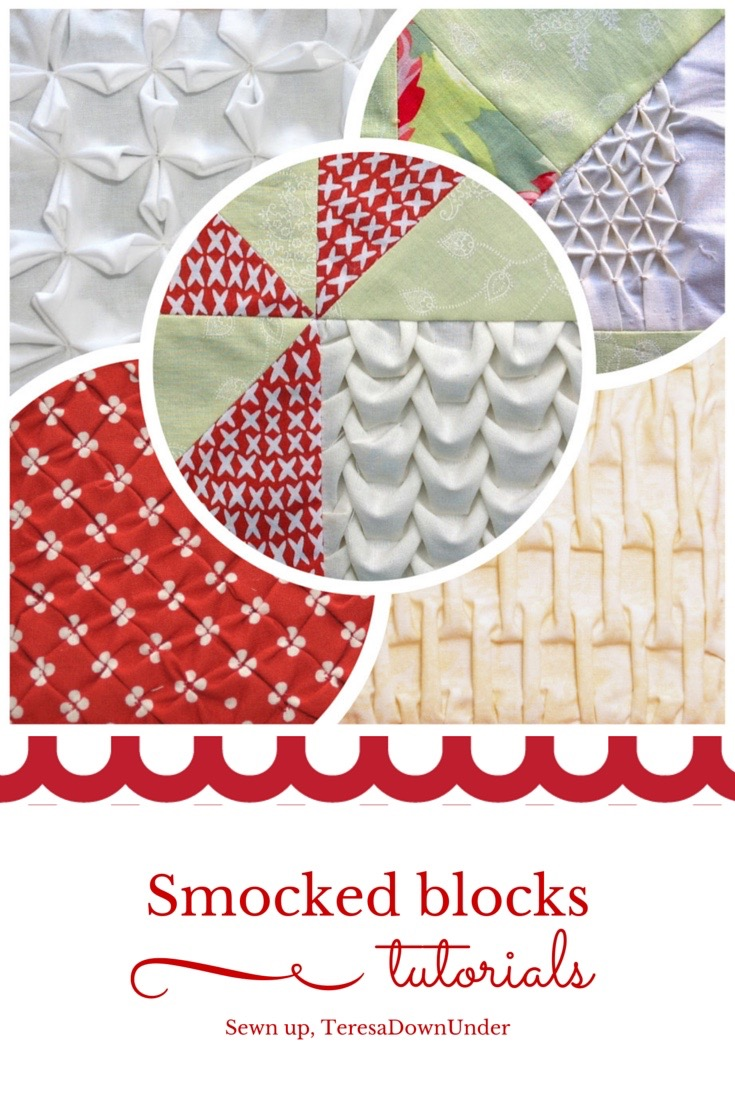 Smocked blocks free tutorials