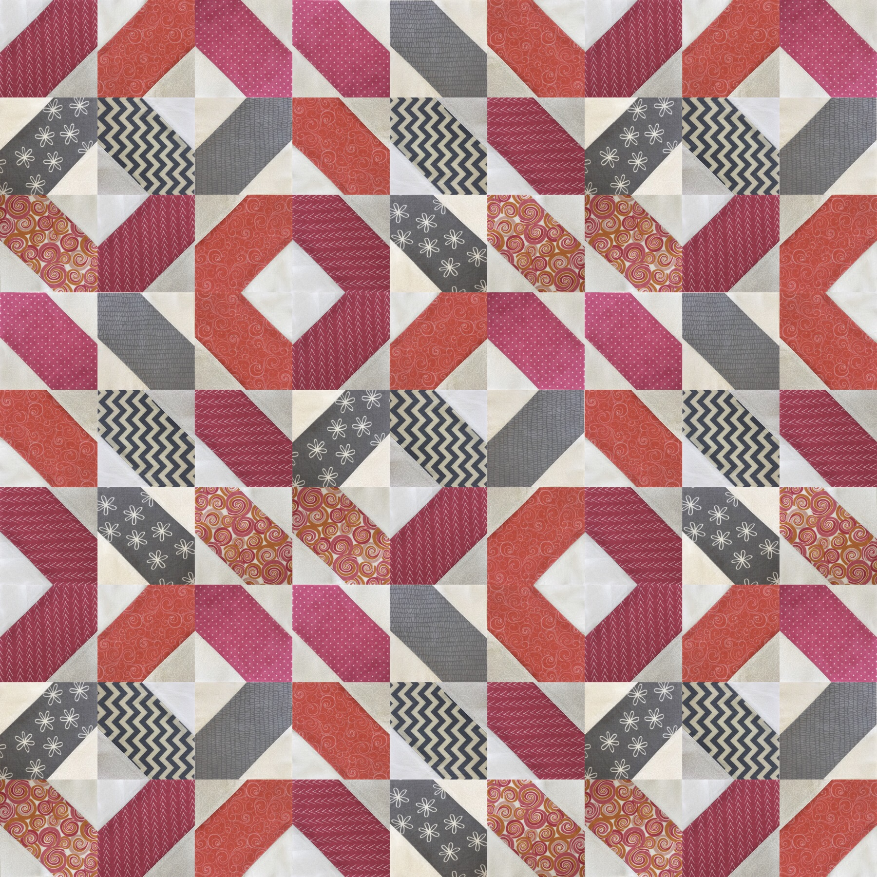 Road to Tennessee quilt block – a world of possibilities | Sewn Up : road quilt pattern - Adamdwight.com