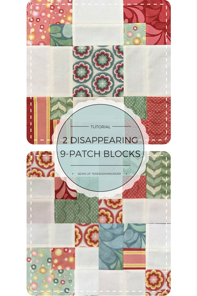 Video tutorial: 2 disappearing 9-patch blocks