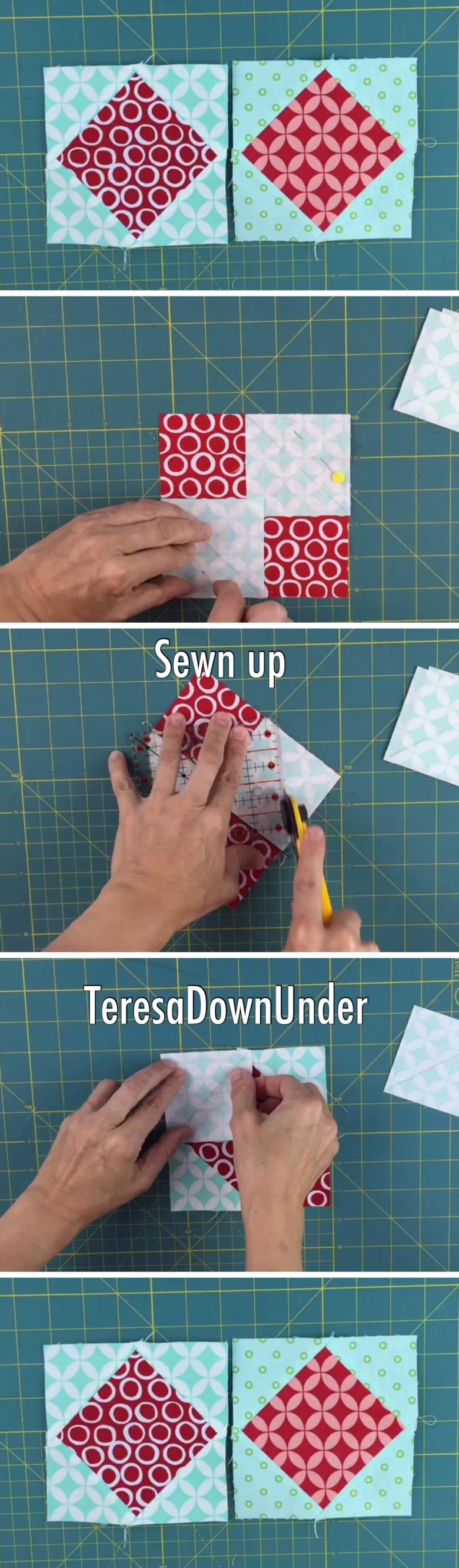 Video tutorial: square in a square
