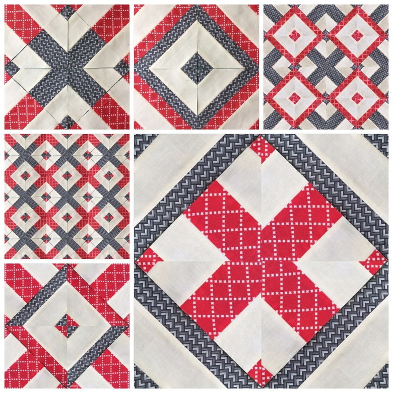 Video tutorial: quick and easy jelly roll block