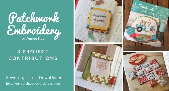 Book: Patchwork Embroidery