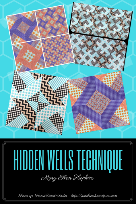 Video tutorial: Hidden wells technique - Mary Ellen Hopkins