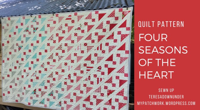 The four seasons of the heart: 1 quilt pattern 4 quilts