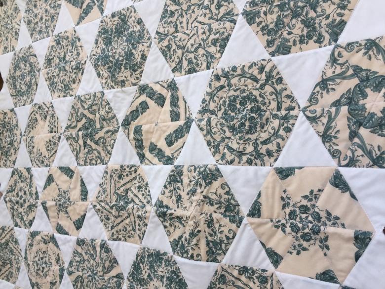 Video tutorial: kaleidoscope quilt - whack and stack - on block wonder