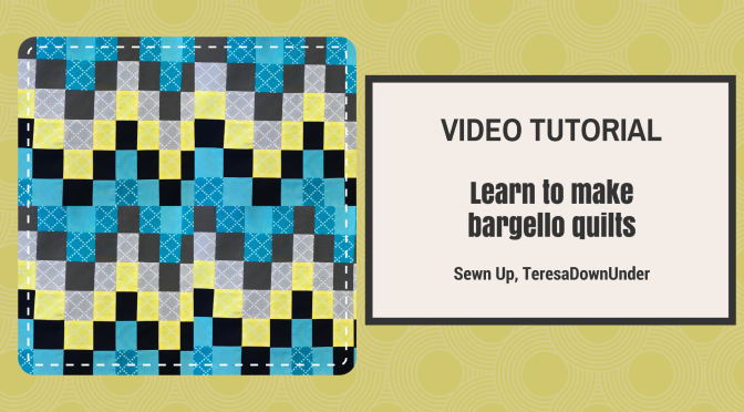 2-minute video tutorial: Learn to make bargello quilts