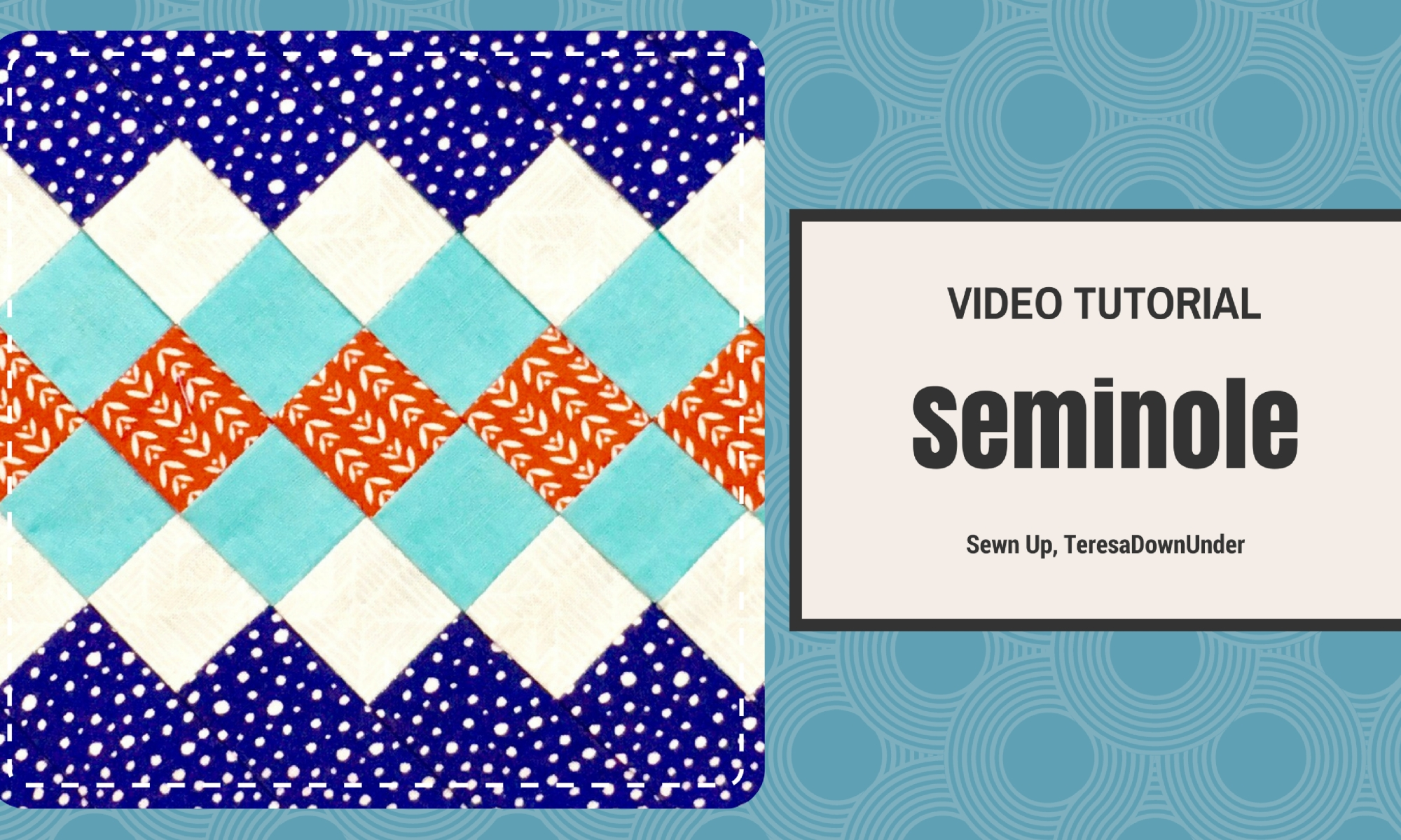 Video tutorial: Seminole