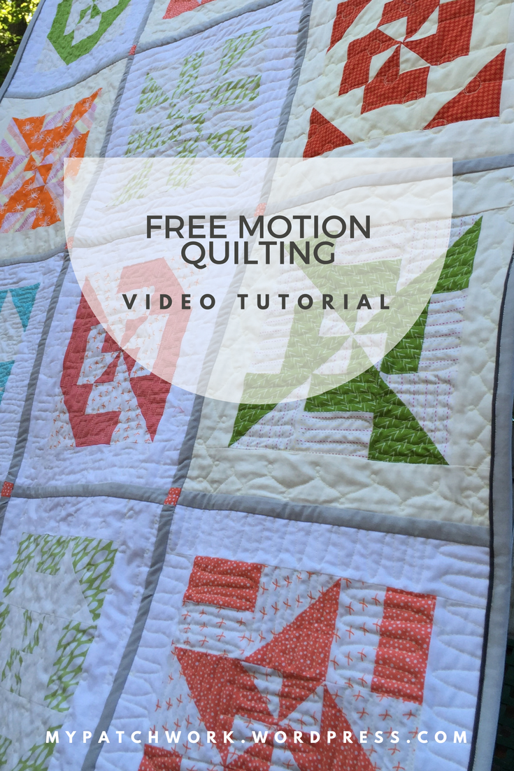 Beginner free motion quilting video tutorial | favequilts. Com.