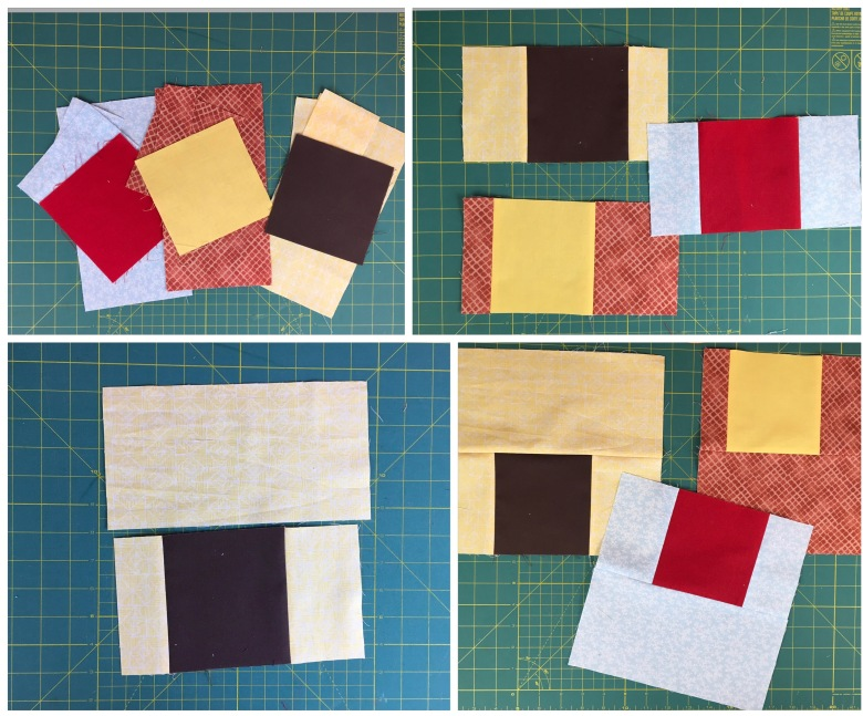 Christa Watson Gridwork quilt