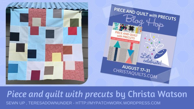 PIece and quilt with precuts review