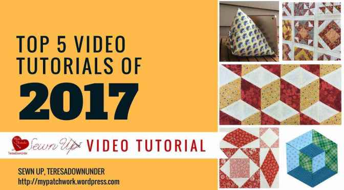 Most popular video tutorials of 2017