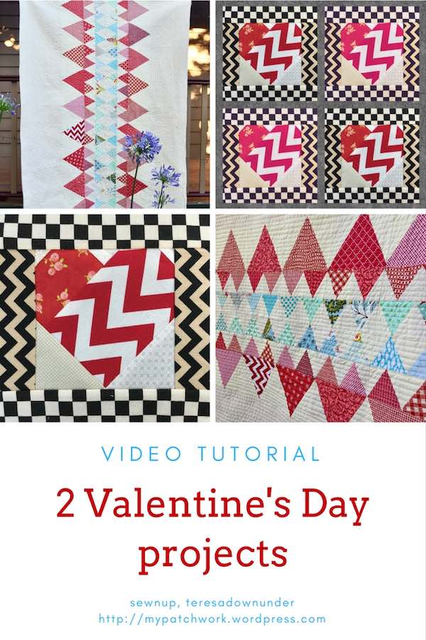 Two Valentine's Day projects