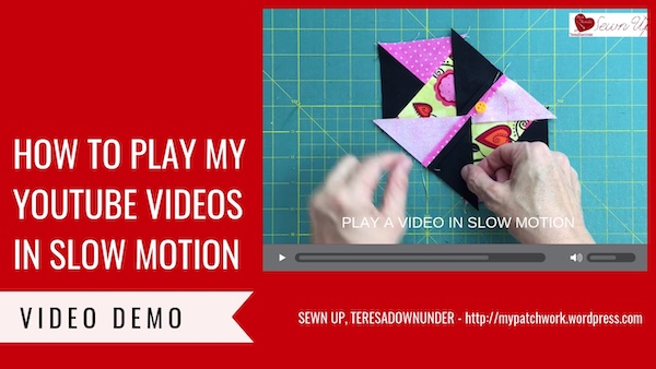 How to play my YouTube videos in slow motion