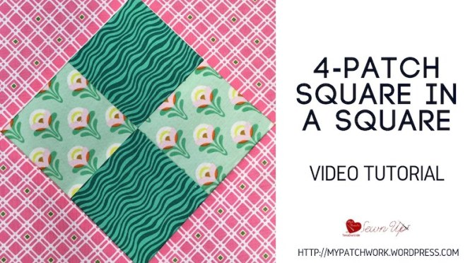 Four patch square in a square video tutorial