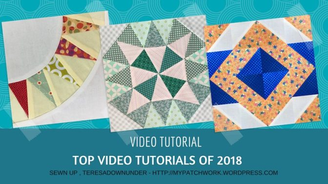 3 top video tutorials of 2018