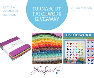 Free spirit fabrics giveaway