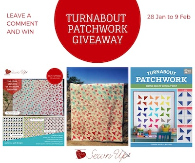Turnabout patchwork giveaway