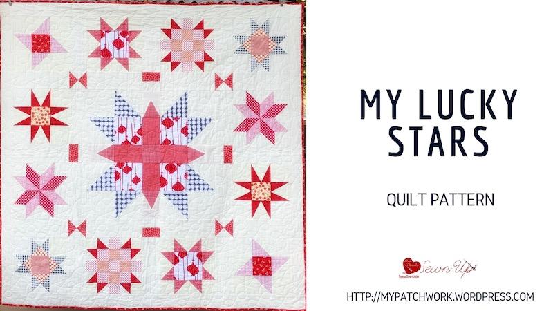My lucky stars quilt pattern