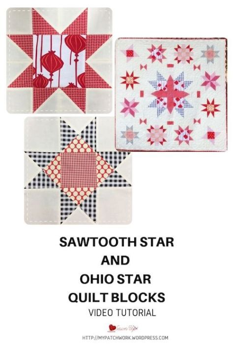 sawtooth star and ohio