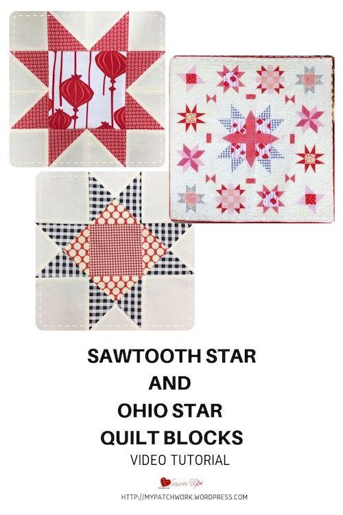 sawtooth star and ohio