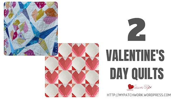 Valentine's Day quilts to make