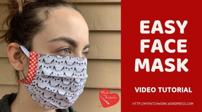 Face mask video tutorial