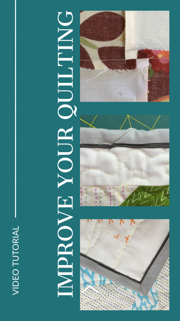 3 ways to improve your quilt