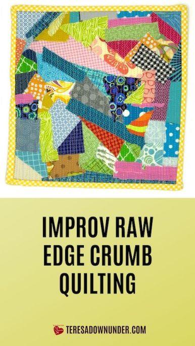raw edge improv
