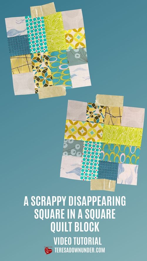 Scrappy disappearing